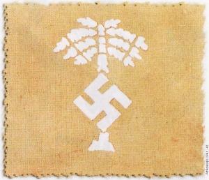 Lambang Kesatuan Lapis Baja Rommel di Afrika