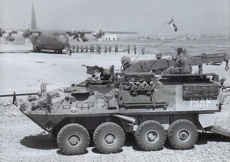 Kendaraan Tempur Beroda, Wheeled Armoured Vehicles