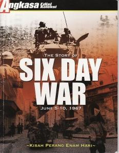 Kisah Perang Enam Hari, Angkasa Edisi Koleksi No.XLI 2007
