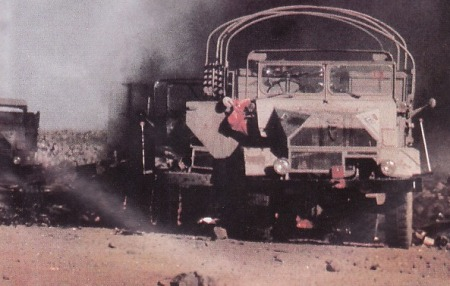 Kehancuran akibat perang Yom Kippur