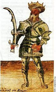 KHARISMA - Walaupun menjadi lawan, orang Eropa mengakui Salahuddin sebagai Sultan yang sangat berkuasa. Dalam gambar yang dibuat pelukis Eropa, tampak Salahuddin menggenggam bola dunia. Lambang bahwa Salahuddin sangat berkuasa