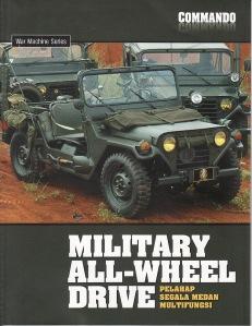 Majalah COMMANDO, War Mechine Series