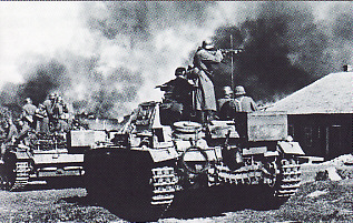 FIGHTING TECHNIOUES OF A PANZERGRENADIER